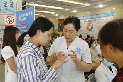 清明小长假:成都博润白癜风康复成果分享会 北京三甲名医联合会诊